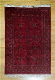 Sale 8672C - Lot 33 - Afghan Khal Mohamadi 244cm x 167cm
