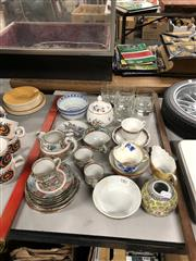 Sale 8819 - Lot 2461 - Group of Ceramics incl Minton Trinket Bowl