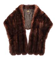 Sale 8828F - Lot 29 - A Vintage Sable Stole By Hammerman Furs