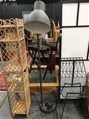 Sale 8896 - Lot 1043 - Metal Standard Lamp