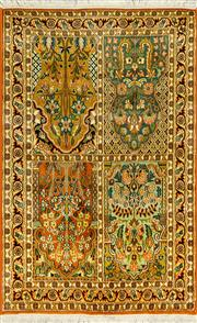 Sale 8353C - Lot 49 - Super Fine Kashmiri Silk 124cm x 79cm