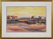 Sale 8363 - Lot 527 - Kenneth Jack (1924 - 2006) - Untitled, 1971 35 x 54.5cm