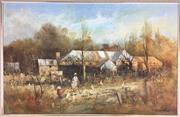 Sale 8589R - Lot 67 - Mackenzie Cullen - Oil on Board (80 x 51cm)