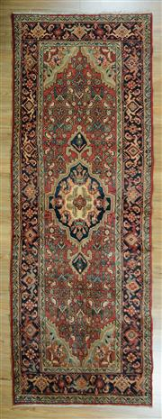 Sale 8657C - Lot 61 - Persian Hamadan 315cm x 105cm