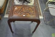 Sale 8289 - Lot 1009 - Oriental Hall Table