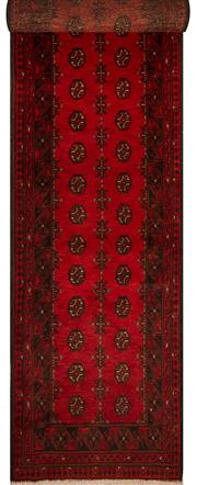 Sale 8455C - Lot 47 - Afghan Turkman 380cm x 75cm