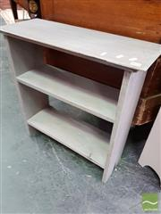 Sale 8465 - Lot 1079 - Small Open Shelves