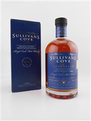 Sale 8514 - Lot 1740 - 1x Sullivans Cove French Oak Cask Single Malt Tasmanian Whisky - barrel no. TD0113, bottle no. 36/345, barrel date 23/06/2006, bot...