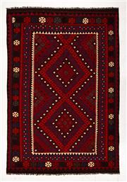 Sale 8740C - Lot 87 - An Afghan Hand Woven Kilim 100% Wool, 285 x 196cm