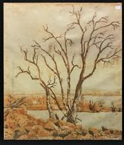 Sale 8953 - Lot 2066 - Artist Unknown The Barren Tree acrylic on cotton, 71 x 61cm, unsigned -