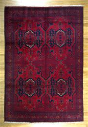 Sale 8657C - Lot 63 - Afghan Khal Mohamadi 300cm x 200cm