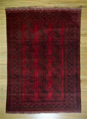 Sale 8672C - Lot 36 - Afghan Qunduzi 285cm x 200cm