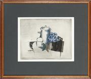 Sale 8838A - Lot 5169 - Annapia Antonini (1942 - ) - Still Life 25 x 31cm
