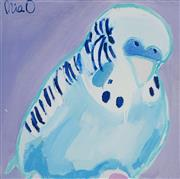 Sale 8411A - Lot 5023 - Mia Oatley (1977 - ) - Princess 61 x 61cm