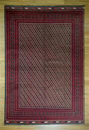 Sale 8672C - Lot 37 - Afghan Mazar 280cm x 200cm
