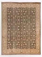 Sale 8790C - Lot 9 - A Very Fine Kashmiri Silk Pile, 363 x 276cm