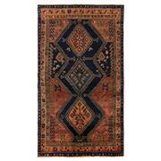 Sale 8860C - Lot 55 - A Persian Tribal Nahavand Rug, in Handspun Wool 236x133cm