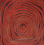 Sale 8901 - Lot 597 - Wentja Napaltjarri - Rockhole, 2011 72 x 72 cm
