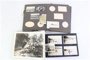 Sale 8994W - Lot 629 - Vintage Photograph Album Incl Areas Around Sydney inc Harbour Bridge