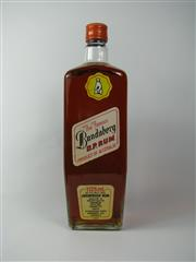 Sale 8423 - Lot 626 - 1x Bundaberg OP Rum - 1125ml, early bottling
