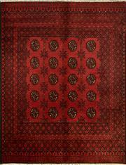 Sale 8353C - Lot 51 - Afghan Turkman 190cm x 145cm