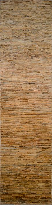 Sale 8455C - Lot 49 - Afghan Chobi Stripe 280cm x 72cm