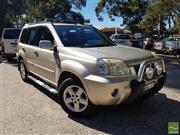Sale 8515V - Lot 5001 - 2004 Nissan X-Trail. Odometer: 77,777km. VIN/Chassis no: JN1TBNT30A0037592. Engine no: QR25176673A. Rego: 28/06/2018. Plat...