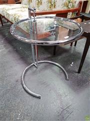 Sale 8566 - Lot 1006 - Eileen Grey Side Table