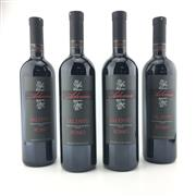 Sale 8628 - Lot 792 - 4x 2011 Advena Rosso, Salento
