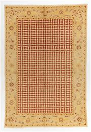 Sale 8740C - Lot 90 - An Afghan Chobi Naturally Dyed In Hand Spun Wool, Very Suitable To Australian Interiors, 290 x 190cm