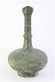 Sale 8802 - Lot 50 - A Bronze Archaic Style Vase (Height: 44cm)
