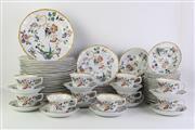 Sale 8810 - Lot 69 - A Wedgwood  Devon Rose Part Dinner Service