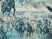 Sale 9032A - Lot 5049 - Salvador Dali (1904 - 1989) - Untitled 58 x 77 cm (frame: 96 x116 x 3 cm)