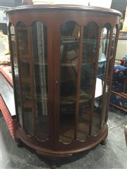 Sale 8822 - Lot 1752 - Glass Front Display Cabinet