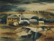 Sale 8838 - Lot 534 - Kenneth Jack (1924 - 2006) - Kilmore 47 x 67.5cm