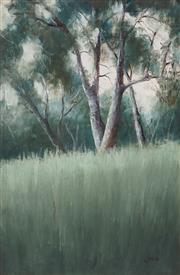 Sale 8870 - Lot 2065 - John Vander (1945 - ) - Towards the Hill 59 x 38.5cm