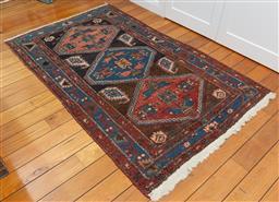 Sale 9191H - Lot 69 - Handwoven Persian Carpet, 130 x 205 cm