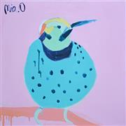 Sale 8297 - Lot 544 - Mia Oatley (1977 - ) - Sweetie 61 x 61cm