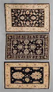 Sale 8499C - Lot 84 - 3 x Afghan Chobi 100cm x 55cm