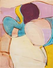Sale 8575 - Lot 599 - Charles Reddington (1929 - ) - Untitled 62 x 49cm