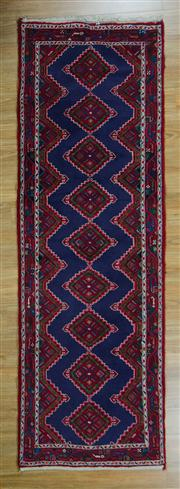 Sale 8657C - Lot 66 - Persian Hamadan 281cm x 89cm