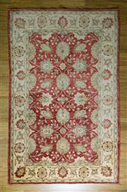 Sale 8672C - Lot 40 - Afghan Chobi 286cm x 186cm