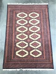 Sale 8699A - Lot 739 - Afghan Turkoman Carpet, 180 x 125cm