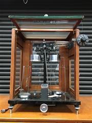 Sale 8859 - Lot 1071 - Cased Scientific Scales