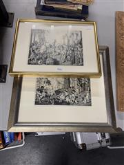 Sale 8981 - Lot 2084 - 2 Norman Lindsay Prints