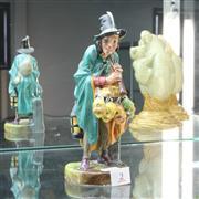 Sale 8304 - Lot 2 - Royal Doulton Figure The Mask Seller