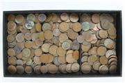 Sale 8391 - Lot 5 - Australian Pennies & Half Pennies