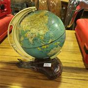 Sale 8643 - Lot 1067 - Miniature Desk-Top Globe