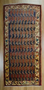 Sale 8657C - Lot 67 - Persian Hamadan 235cm x 100cm