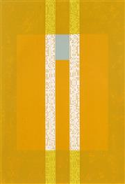 Sale 8980A - Lot 5094 - Una Foster (1912 - 1996) - Double Tally, 1973 40.5 x 37.5 cm (frame:59 x 46 x 2 cm)